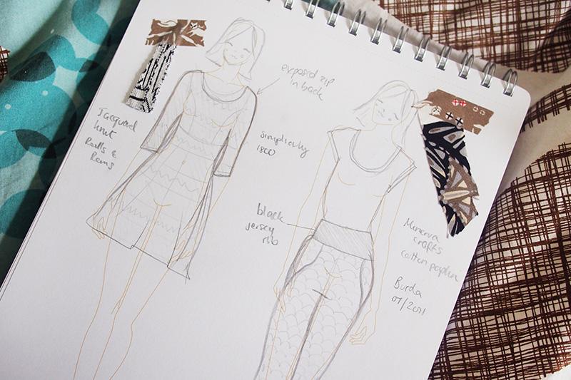 Fashion Sketchpad