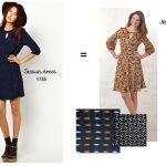 Sew it instead: Projects inspired by RTW