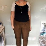 Pattern repeat: Burda 07-2011 pants and shorts