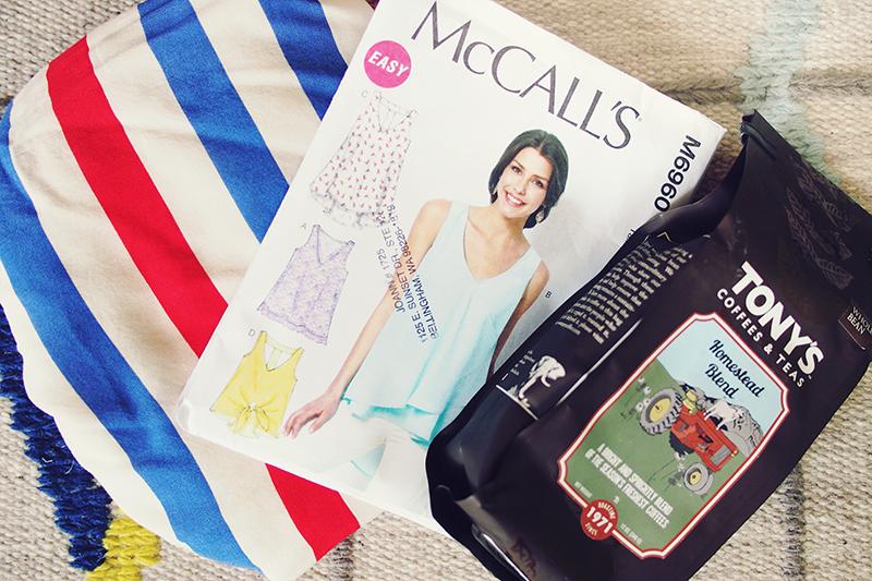 Sew bossy: McCalls 6960