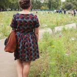 Holly dress, and a how-to