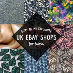 My favourite UK eBay shops for fabric