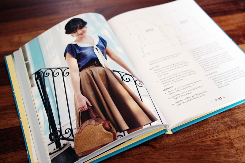 Sew Over it book