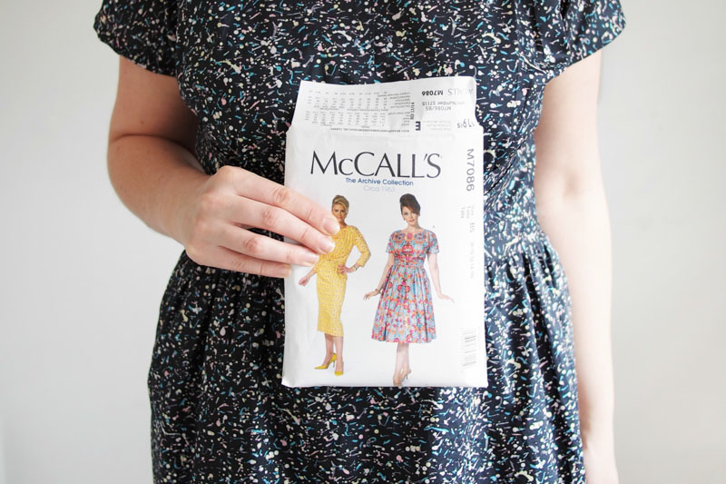 Vintage McCall's 7086