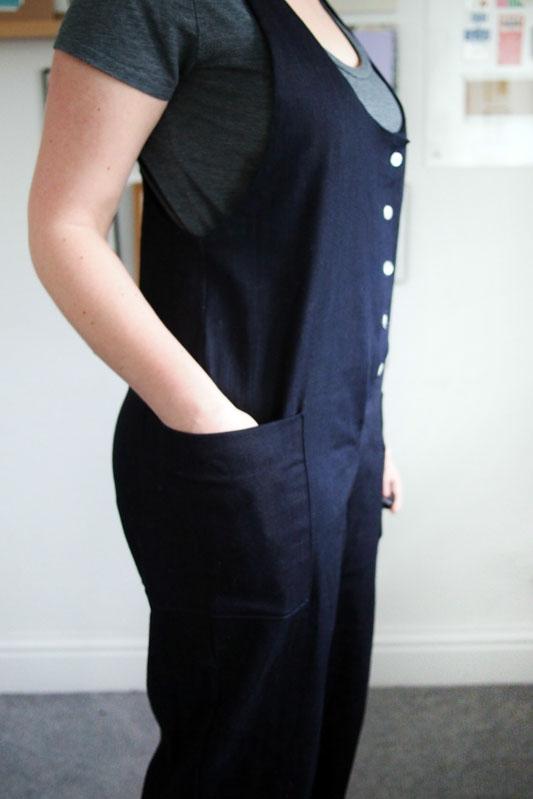 Vintage jumpsuit