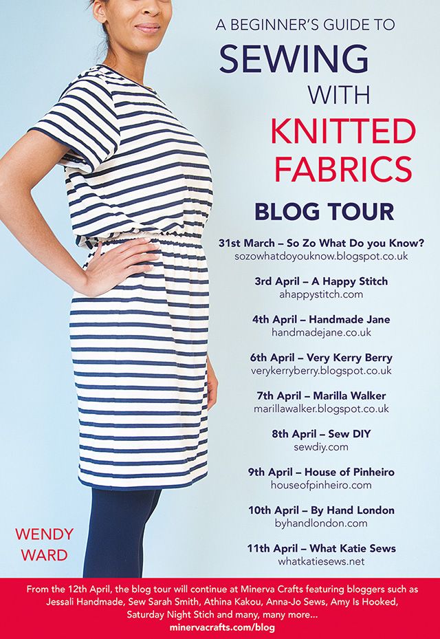 Sewing With Knitted Fabrics Derwent And Peak What Katie Sews