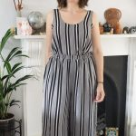 Faux jumpsuit