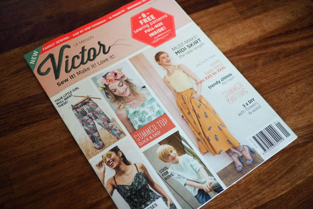 Magazines   What Katie Sews