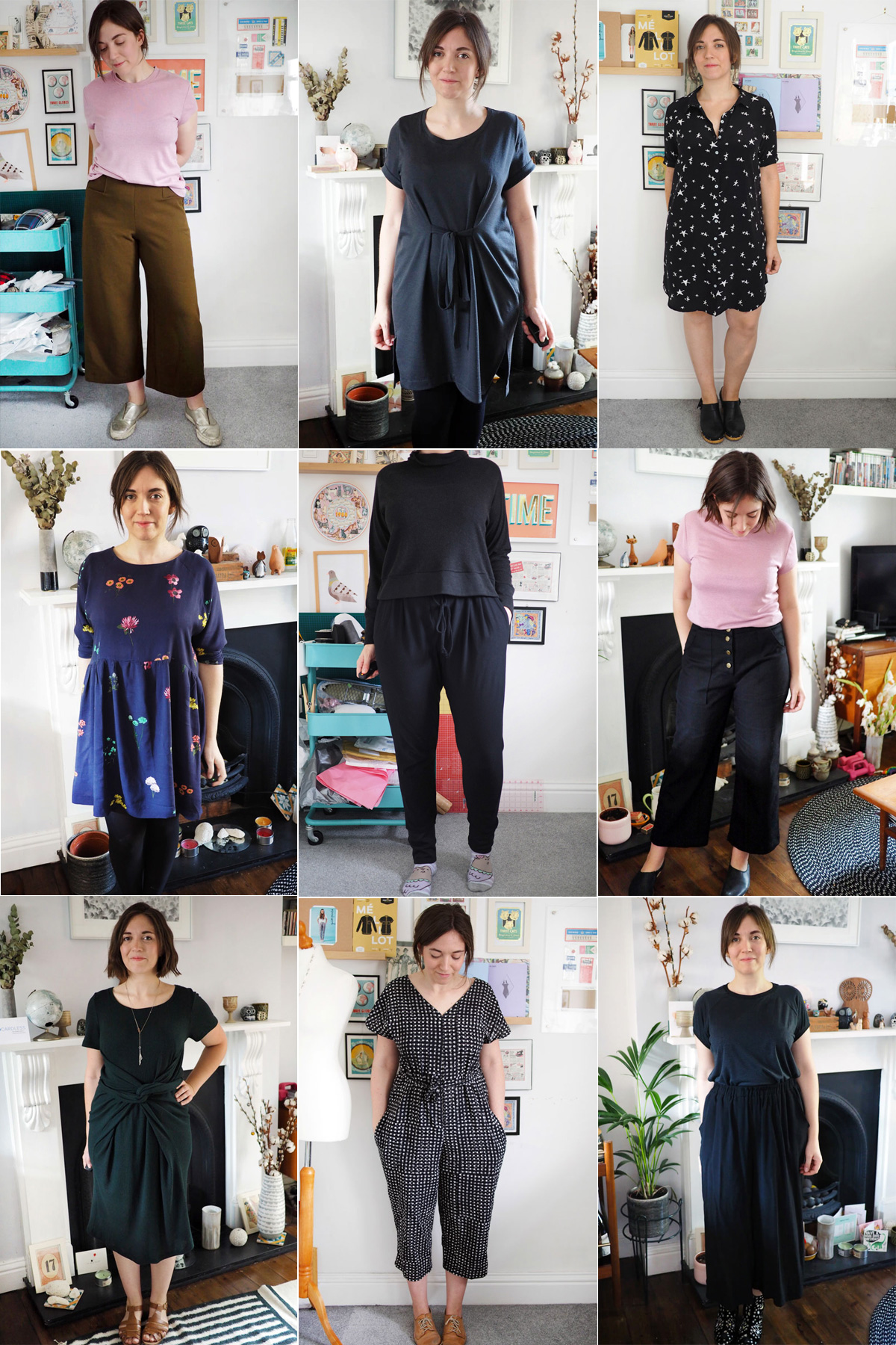 a82e611e8a There's a million and one thinkpieces about how to create a capsule wardrobe  (and I have a Pinterest board dedicated to the concept), but I found the  steps ...