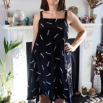 Silk Statues, and swing cami dress tutorial