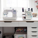 Sewing room rejig