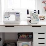 Sewing room rejig